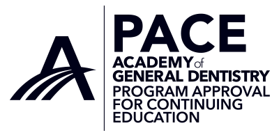 PACE Academy of General Dentistry Program Approval for Continuing Education